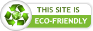 Eco-Friendly Hosting